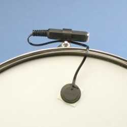 Drum Dial Inc. Drum Trigger mit Clipmount DDT