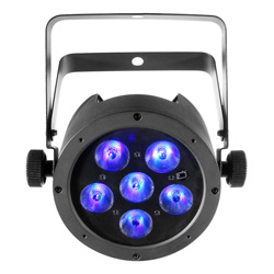 SlimPAR HEX 6 IRC LED 6-in-1 Washlight, 6 LEDs RGBAW+UV