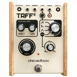 dreadbox Taff 2 Scientific Tremolo