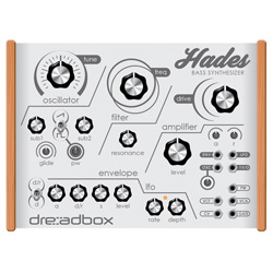 dreadbox Hades Analog Bass Synth