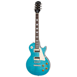 Epiphone Les Paul Traditional PRO Aqua Blue Satin