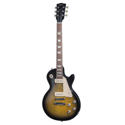 Gibson 2016 USA Les Paul '60s Tribute T Satin Vintage Sunburst