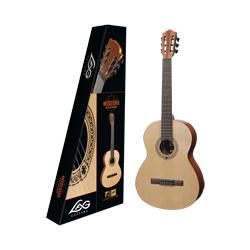 LAG Occitania 44 Akustikgitarre Einsteigerset 1/2