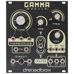 dreadbox Gamma Module Synth Voice