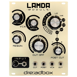 dreadbox Lamda Module 48dB Filter