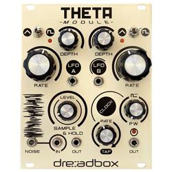 dreadbox Theta Module Dual LFO