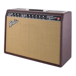Fender 65 Deluxe Reverb Bordeaux