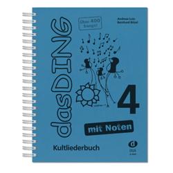 DUX Das Ding Band 4 mit Noten - Kultliederbuch