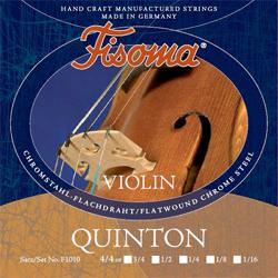 Lenzner Quinton Fisoma Violinsaiten 4/4