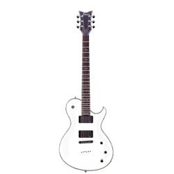 Schecter Hellraiser Solo 6 E-Gitarre Gloss White