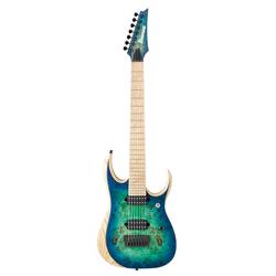 Ibanez RGDIX7MPB-SBB E-Gitarre Surreal Blue Burst