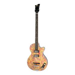 Höfner Paisley Club Bass