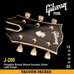 Gibson J-200L Bronze Acoustic 012-053