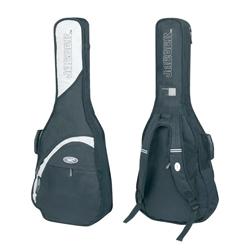 Jaeger Gig Bag Westerngitarre schwarz/anthrazit