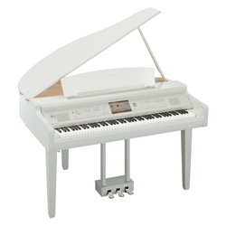 Yamaha CVP-709GP PWH Digital Piano Flügel