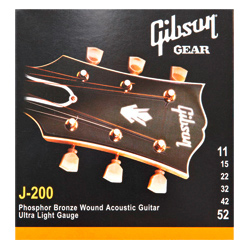 Gibson J-200UL Bronze Acoustic 011-052