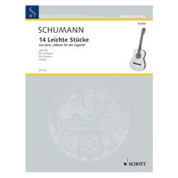 Robert Schumann - Album für die Jugend - Gitarre