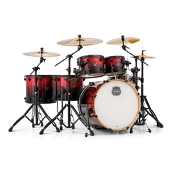 Mapex MXAR628FBNV Armory Drumset Magma Red