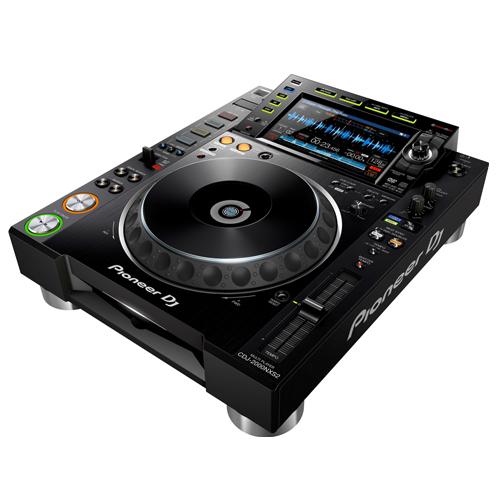 Pioneer CDJ-2000NXS2 DJ-Deck