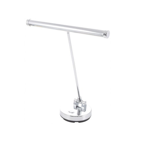 Stagg LED Pianoleuchte chrome