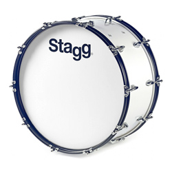 Stagg Marching Bass Drum 20x8