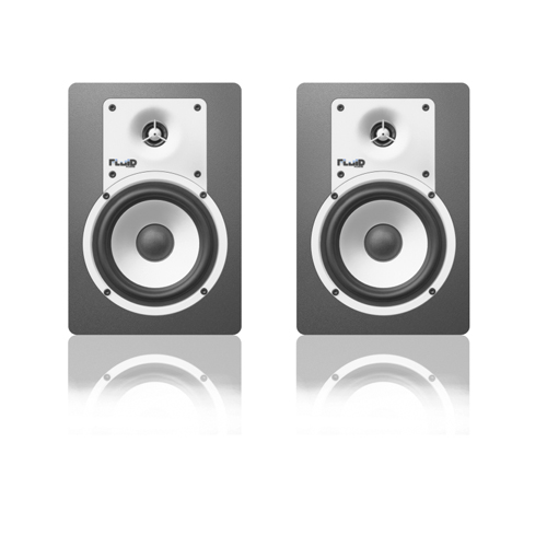Fluid Audio C5 BT Studiomonitor Paar