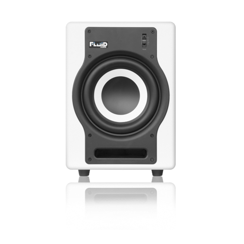 Fluid Audio F8 SW Subwoofer Weiß