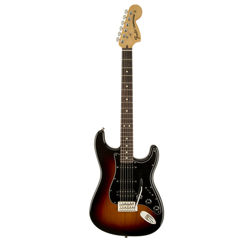 Fender American Special Stratocaster HSS RW 3CSB