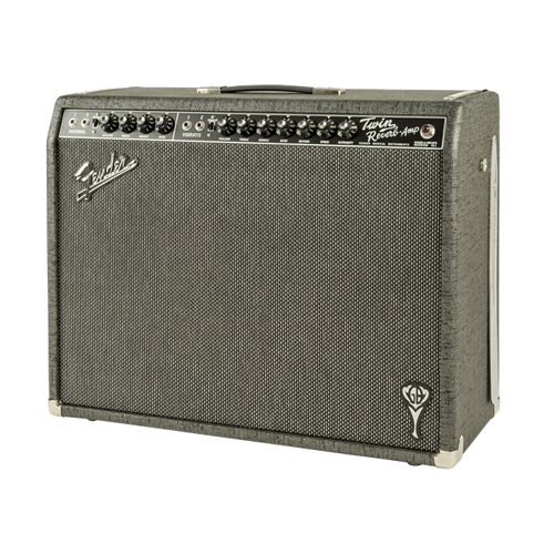 Fender GB Twin Reverb Combo Vollröhre