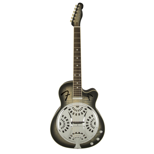 Fender Roosevelt Resonator CE RW Moonlight Burst