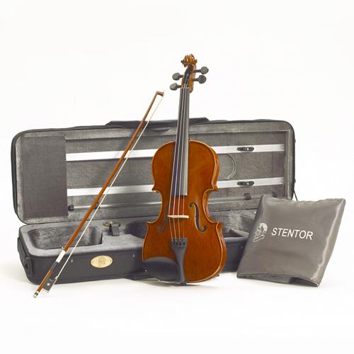 Stentor Violine 4/4 Conservatoire I mit Bogen und Koffer