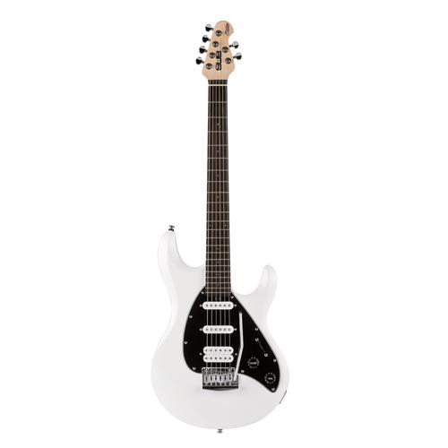 Sterling SUB SILO3 E-Gitarre White