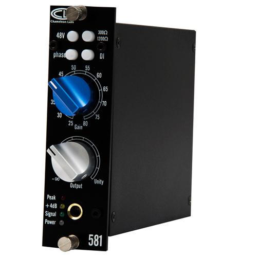 Chameleon Labs 581 Mikrofonvorverstärker