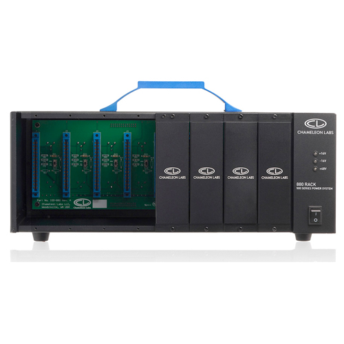 Chameleon Labs 880Rack 8-slot 500 Series Powered Rack System
