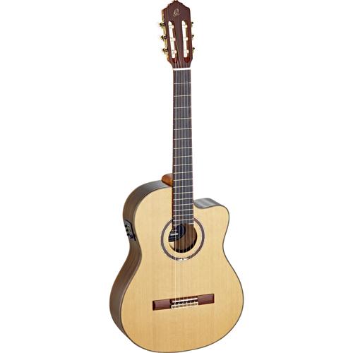 LAG Occitania 66 Konzertgitarre