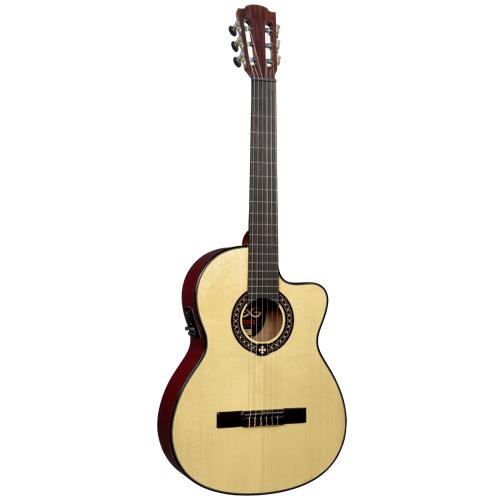 LAG Occitania 80 Konzertgitarre