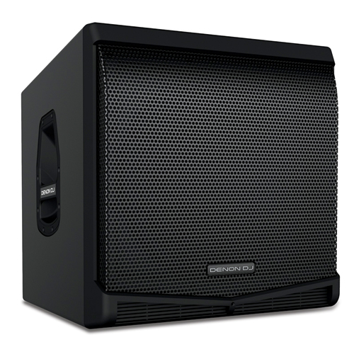 DenonDJ AXIS 12S Aktiver 12-Zoll Subwoofer