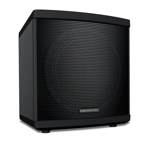DenonDJ AXIS 12 Aktives 12-Zoll Zwei-Wege Koaxial Lautsprechersystem