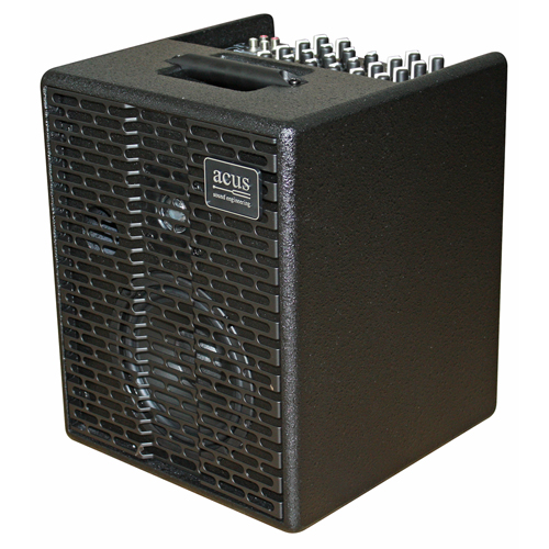 ACUS ONE-6TB Acoustic Amp Black