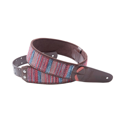Righton Straps Mojo Maracaibo Red Gurt