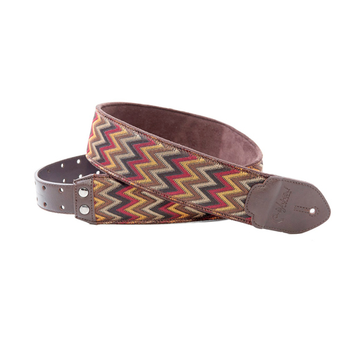Righton Straps Funky Lima Brown Gurt