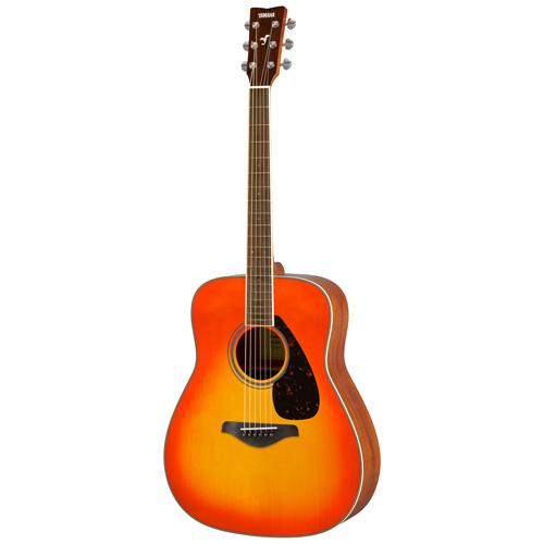 Yamaha FG820 AB Westerngitarre Autumn Burst