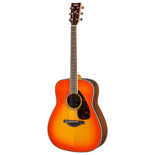 FG830 AB FOLK GUITAR AUTUMN BURST
