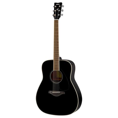 Yamaha FG820 BL Westerngitarre Black