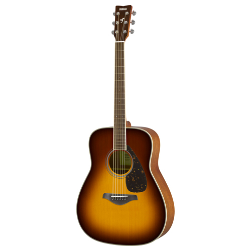 Yamaha FG820 BS Westerngitarre Brown Sunburst