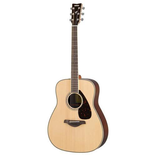 Yamaha FG830 NT Westerngitarre Natural
