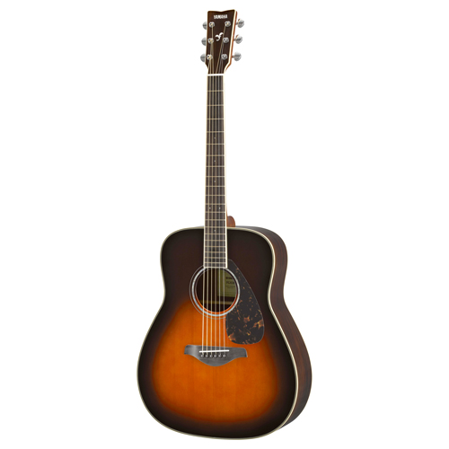 Yamaha FG830 TBS Westerngitarre Tobacco Brown Sunburst