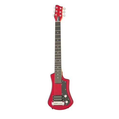 Höfner Shorty E-Gitarre Rot