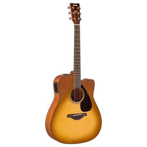 Yamaha FGX800C SDB Westerngitarre Sand Burst