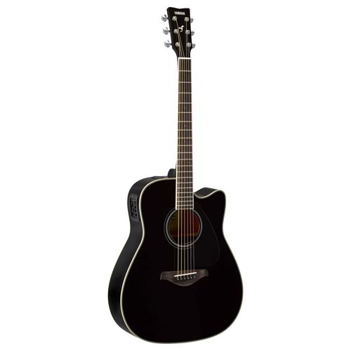 Yamaha FGX820C BL Westerngitarre Black